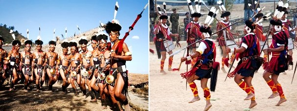 Nagaland Tourist Places - 2 Festivals