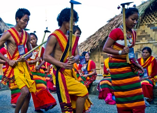 Nagaland Tourist Places - 4 Festivals
