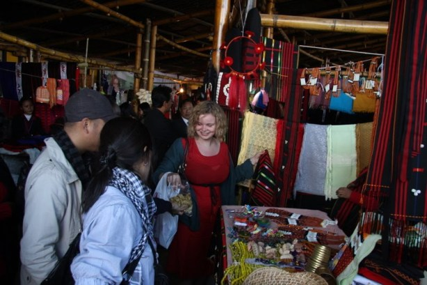 Nagaland Tourist Places 1 - Shopping